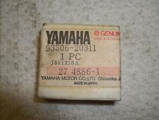 Yamaha OEM NOS bearing 93306-20311 EF160 EF2400  #2187