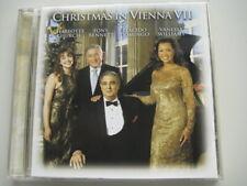 CD CHRISTMAS IN VIENNA VII  22 Tracks  Tony Bennett  Charlotte Church  Domingo