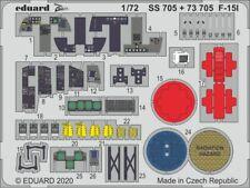 Eduard 1/72 McDonnell F-15I Eagle Zoom Set # SS705