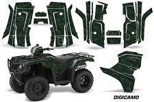 AMR Racing Honda Foreman Graphics Sticker Quad Kit 2015 ATV Decal DIGICAMO GREEN