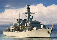 HMS RICHMOND - HAND FINISHED, LIMITED EDITION (25)
