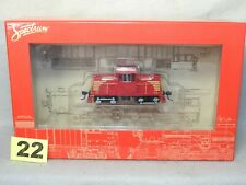 SPECTRUM HO SCALE #85203 PAINTED UNLETTERED GE 45-TON SWITCHER, DCC EQUIPPED NEW