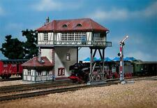 Faller Two Track Overhead Signal Box 120125 HO & OO Scale