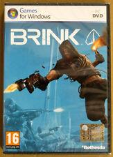 Videogame - Brink - PC
