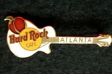HRC hard rock cafe atlanta les paul + Peach XL fotos