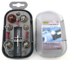 H1 Spare Bulb Kit - High Quality Ring contains 10 bulbs & Fuses (BU008)a