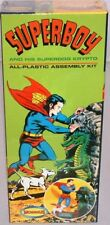 SUPERMAN : 1/8th Superboy Model Kit made by MOEBIUS (XP)