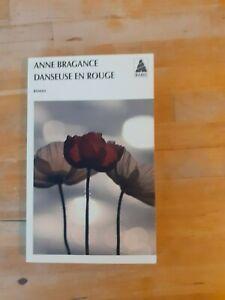 Anne Bragance - Danseuse en rouge - Babel