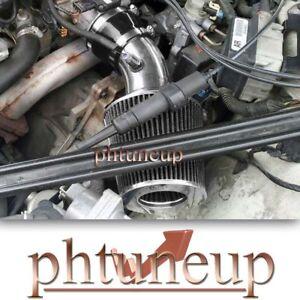 BLACK 1997-2003 PONTIAC GRAND PRIX 3.8 3.8L GT GTP SE AIR INTAKE KIT + FILTER