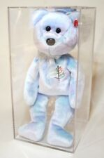 "Authenticated Ty Beanie Baby Four Seasons ISSY ""NEW YORK"" Teddy MWMT MQ & RARE!"