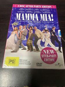 Mamma Mia! The Movie (DVD, 2008, 2-Disc Set)