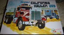 AMT 866 Peterbilt 359 California Hauler TRUCK 1/25 Model Car Mountain KIT FS