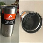 Ozark Trail 20-Ounce Vacuum-Sealed Tumbler Stainless Steel Thermos Silver NEW