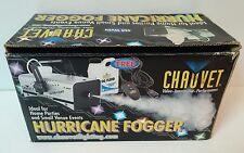 CHAUVET Hurricane F-650 Fog Machine Small Venues DJs Halloween Smoke Effects