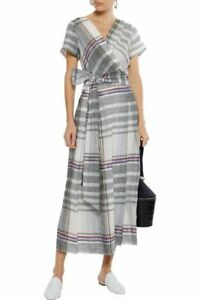 MAX MARA Weekend, 100% Linen Dress, Size 12 US, 14 GB, 42 DE, 46 IT