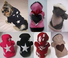 Gr. XXS - XXL Hundemantel Hundebekleidung Hundejacke Hundekleidung Hundepullover