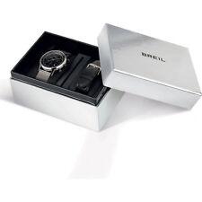 Orologio UOMO BREIL SIX. 3 CRONOGRAFO MAGLIA MILANO TW1805