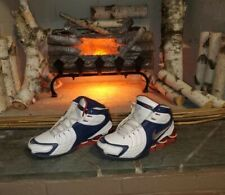 Nike Shox VC5 2005 Vince Carter Size 8 Olympic Red White Blue RARE Shoes!!!!!!!