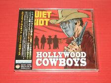 2019 QUIET RIOT HOLLYWOOD COWBOYS WITH BONUS TRACK JAPAN CD
