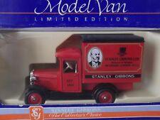 LLEDO LP51013, Chevrolet box van, Stanley Gibbons LTD. Londres-Cert 1293/1500