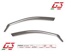 G3 Deflettori aria antivento anteriori Peugeot 308 2013 in poi 5 porte