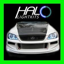 2001-2005 ORACLE Lexus IS300 6000K CCFL White Headlight Halo Ring Kit 4 RINGS