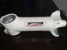 "New Fsa Os 150 Xtc Alloy Carbon Cap Bike Stem 31.8 x 110mm - White 1 1/8"""