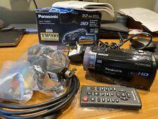 Panasonic HDC-TM900 HD Video Camera
