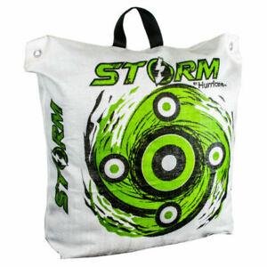 Hurricane Storm II 20 High Contrast Archery Bag Target H63000
