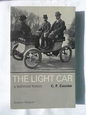 THE LIGHT CAR MANUAL SCOOTACAR MESSERSCHMITT BMW ISETTA HONDA 500 NSU DKW BSA MG