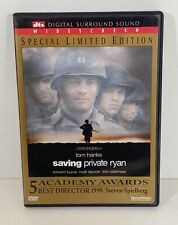Saving Private Ryan Widescreen Special Limited Edition (Dvd) Excellent Condition