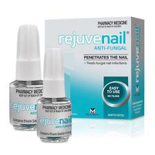 * 2 X REJUVENAIL ANTI-FUNGAL INFECTION NAIL CARE TREATMENT 6.6ML SOLUTION