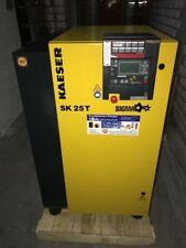 KAESER Schraubenkompressor SK 25T inkl. Kältetrockner Druckluftkompressor 15 kW