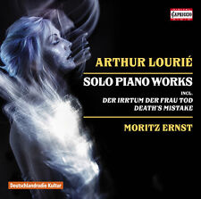 Lourie / Ernst / Ans - Arthur Lourie: Solo Piano Works [New CD]