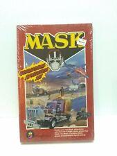 Mask Colorforms Adventure Play Set Sealed 1985 NIB