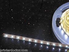 16 ft under cabinet Pure White 3528 Epistar LED strip light 4200K high output UL