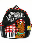 Scooby Doo Black Backpack Bookbag School Bag #Grand Piano