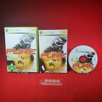Pure - Microsoft Xbox 360 PAL Game Oz Seller Complete *BRCollectables*
