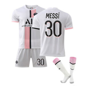 UK 21/22 All Kids Football Kits Boys Youth Adult Soccer Shirt -Training Suits