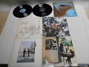 Pink Floyd - Sammlung 8 LP's - Hinweise beachten !