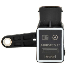 Genuine Headlight Level Sensor For Mercedes Benz W203 W215 W219 W163 A0105427717