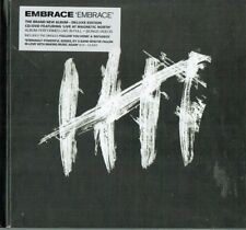EMBRACE - Self titled (2014 CD + bonus DVD /Deluxe edition / Brand new & sealed)