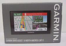 "NEW Garmin DriveAssist 51 LMT-S  Camera-Assisted 5"" GPS Navigator - 753759170158"