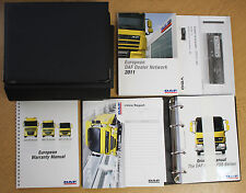 DAF LF45/LF55 Series Manual Del Propietario Manual De Camión Cartera 2006-2014 Pack 15950!
