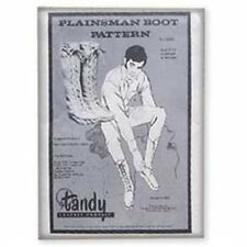 Plainsman Boot Pattern Pack Tandy Leather 62690-00
