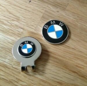BMW magnetic ball marker & Hat clip  c75