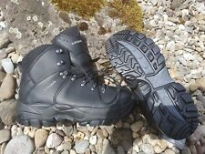Lowa Leandro Work Mid S3 Steel Toe Safety Work Black Boots 42/8 Arbeitsstiefel
