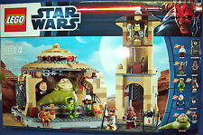 LEGO 9516 JABBA'S PALACE star wars RETIRED NEW 717 pcs