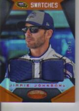 2016 Panini Certified Swatches Jimmie Johnson 16/99