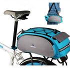 Roswheel Bike Bicycle Cycling Rear Panniers Bag Trunk Pouch Seat Cargo Handbag